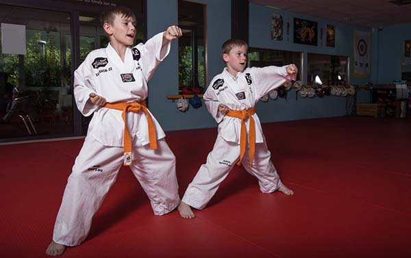 Slider Tae Kwon-Do 01