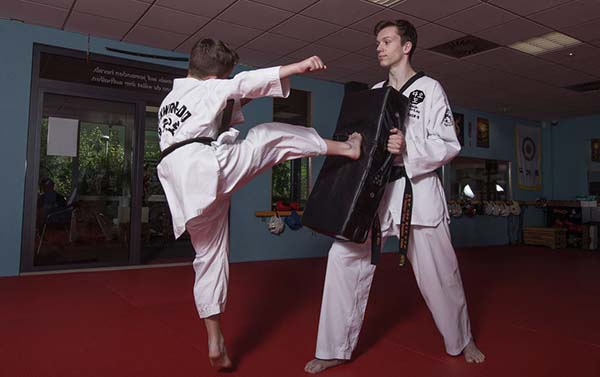 Slider Tae Kwon-Do 07